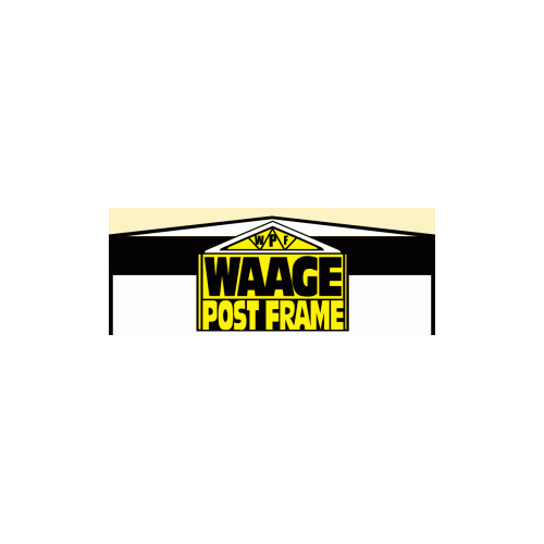 Waage Post Frame